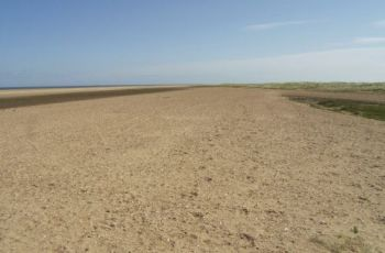 The beach, Holme-next-the-Sea - Photo Tony Foster