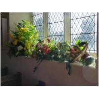 Holme-next-the-Sea Harvest Festival 2012