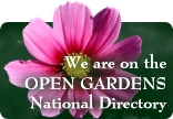 Link to the Open Gardens National Directory